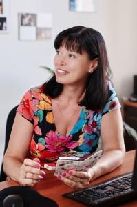 Mgr. Eva Maurerová